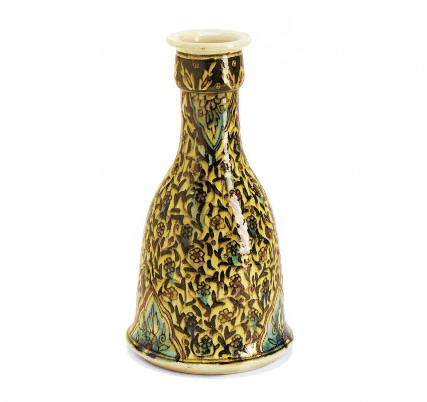 Bottiglia, Turchia. Ceramica d'uso domestico mediterrana.