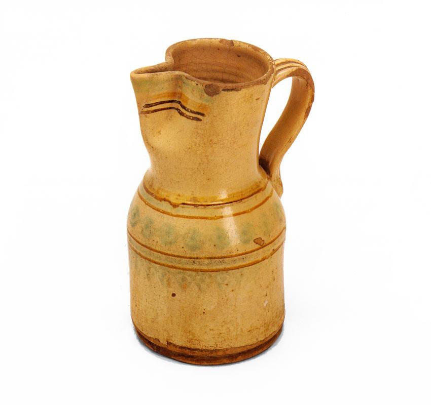 Orci e Brocche, La ceramica d'uso del mediterraneo, contenitori d'acqua.