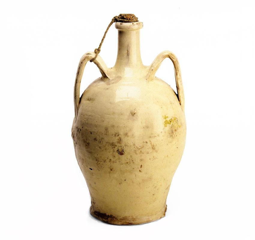 Ceramica d'uso domestico pugliese.