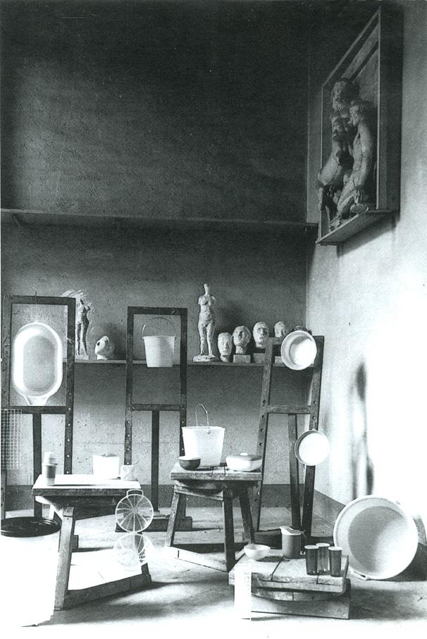 Accademia di Brera, oggetti Kartell