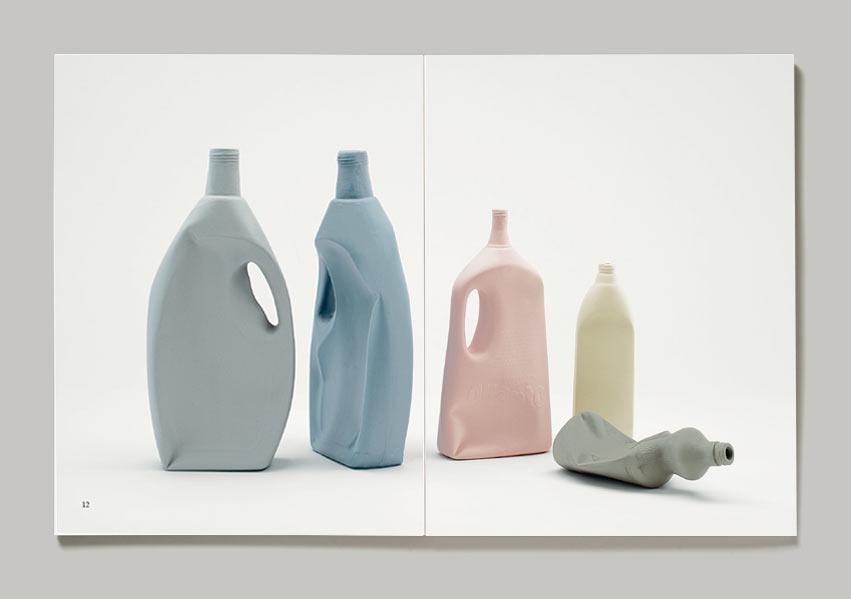 oggetti ritrovati bottiglie