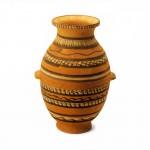 Contenitore d'acqua, ceramica d'uso del mediterraneo.
